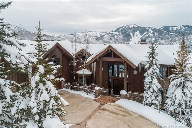 3546 Oakwood Drive, Park City, UT 84060 (MLS #11808129) :: The Lange Group