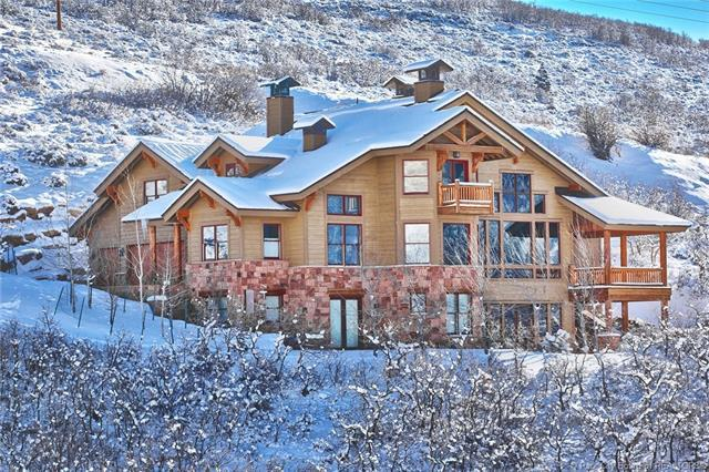 1179 Aerie Drive, Park City, UT 84060 (MLS #11808164) :: Lookout Real Estate Group