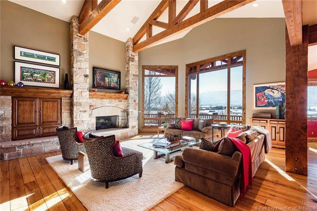 5740 Mountain Ranch Drive, Park City, UT 84098 (MLS #11808204) :: Lookout Real Estate Group