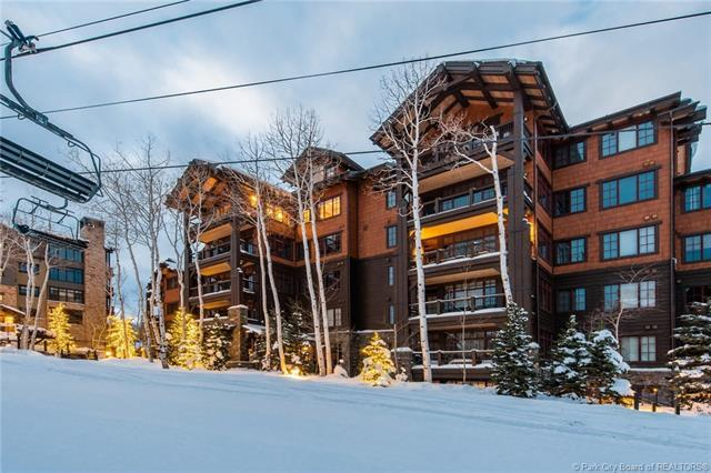 8894 Empire Club Drive #606, Park City, UT 84060 (MLS #11808273) :: High Country Properties