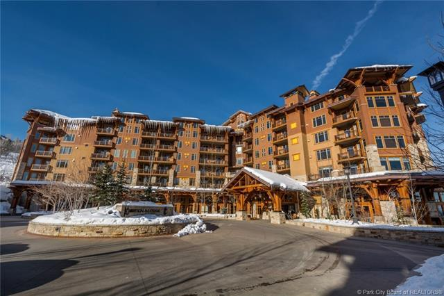 3551 N Escala Court 305 / 405, Park City, UT 84098 (MLS #11808275) :: High Country Properties