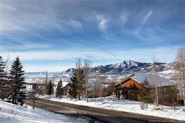 12260 N Deer Mountain Boulevard, Heber City, UT 84032 (MLS #11808330) :: The Lange Group