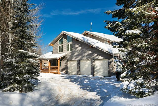 3234 Big Spruce Way, Park City, UT 84098 (MLS #11808353) :: Lookout Real Estate Group