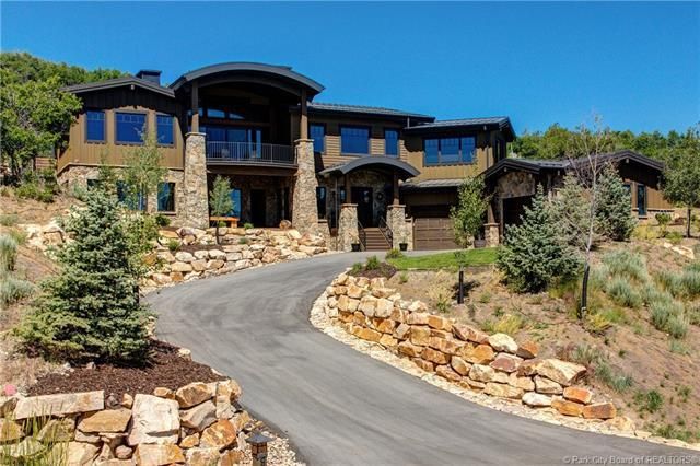 9381 N Uinta Circle, Kamas, UT 84036 (MLS #11808397) :: High Country Properties