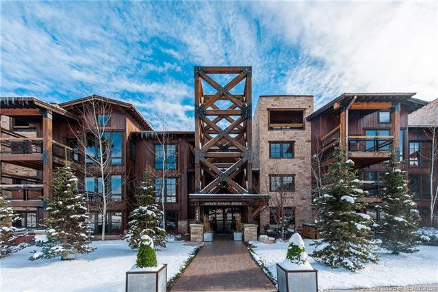 2880 Deer Valley Drive #6123, Park City, UT 84060 (MLS #11808416) :: High Country Properties