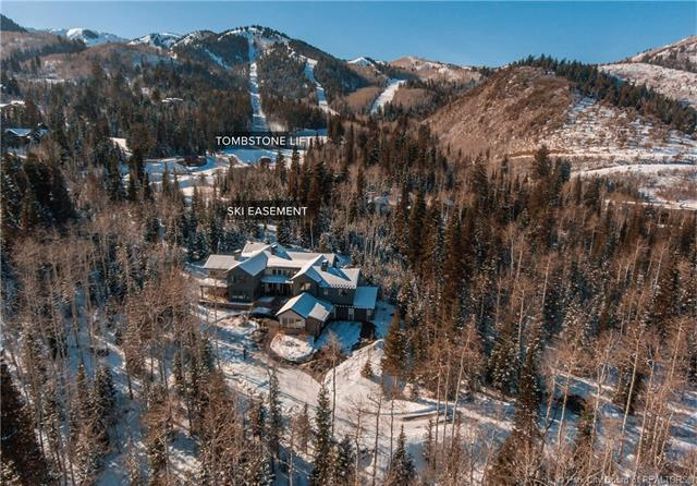 2475 White Pine Lane, Park City, UT 84098 (MLS #11900051) :: High Country Properties