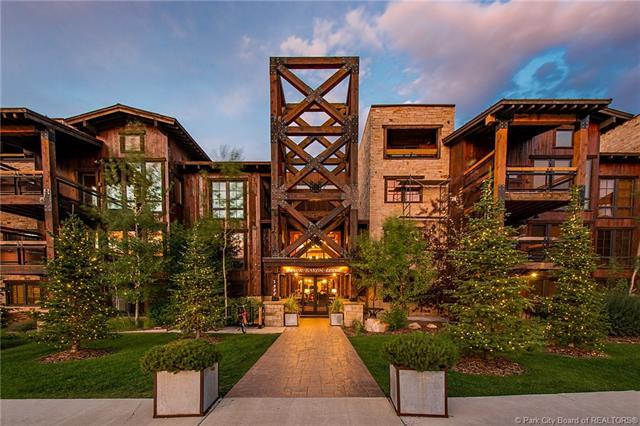 2800 Deer Valley Drive #6337 #6337, Park City, UT 84060 (MLS #11900139) :: High Country Properties