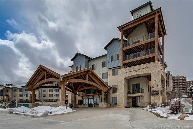 2653 W Canyons Resort Drive #323, Park City, UT 84098 (MLS #11900256) :: The Lange Group