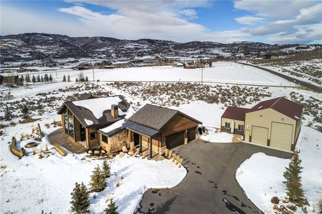 8449 Silver Creek Road, Park City, UT 84098 (MLS #11900262) :: High Country Properties