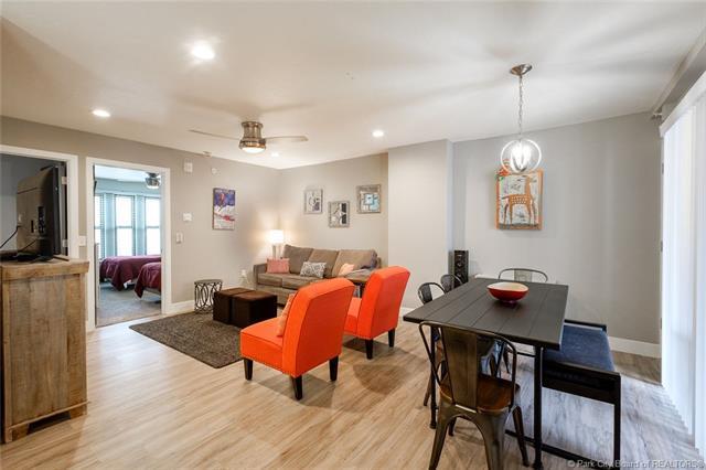 1482 Empire Avenue F4, Park City, UT 84060 (MLS #11900291) :: The Lange Group