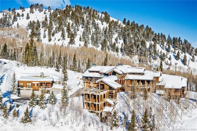 72 White Pine Canyon Road, Park City, UT 84098 (MLS #11900359) :: High Country Properties