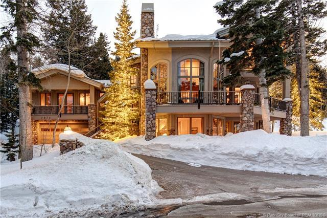 7970 Bald Eagle Drive, Park City, UT 84060 (MLS #11900364) :: High Country Properties