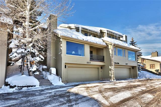 1115 Lowell Avenue Avenue, Park City, UT 84060 (MLS #11900365) :: High Country Properties