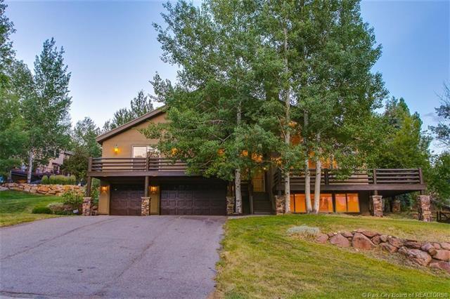 9049 Cheyenne Way, Park City, UT 84098 (MLS #11901429) :: High Country Properties