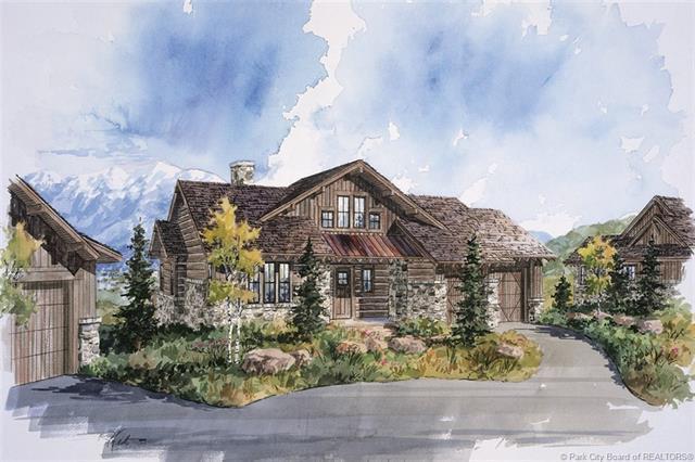 3809 Cynthia Circle, Park City, UT 84098 (MLS #11901516) :: High Country Properties