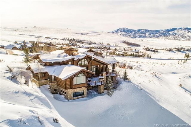 3527 E Westview Trail, Park City, UT 84098 (MLS #11901577) :: High Country Properties