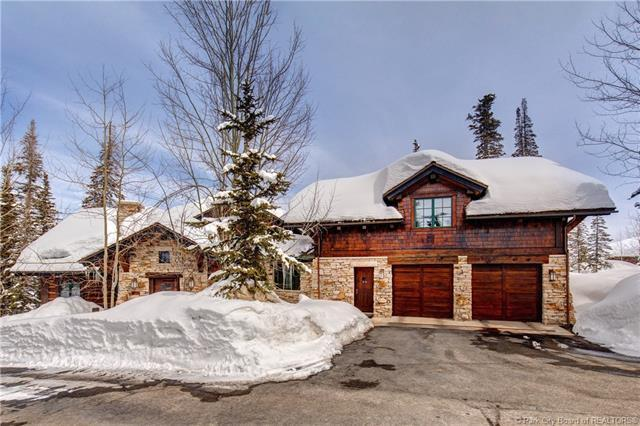 8714 Empire Club Drive, Park City, UT 84060 (MLS #11901608) :: High Country Properties