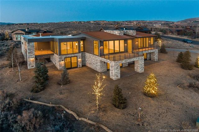 2495 Westview Trail, Park City, UT 84098 (MLS #11901671) :: High Country Properties