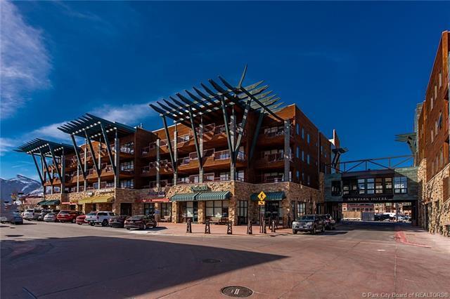 1476 Newpark Boulevard #408, Park City, UT 84098 (MLS #11901957) :: Lookout Real Estate Group