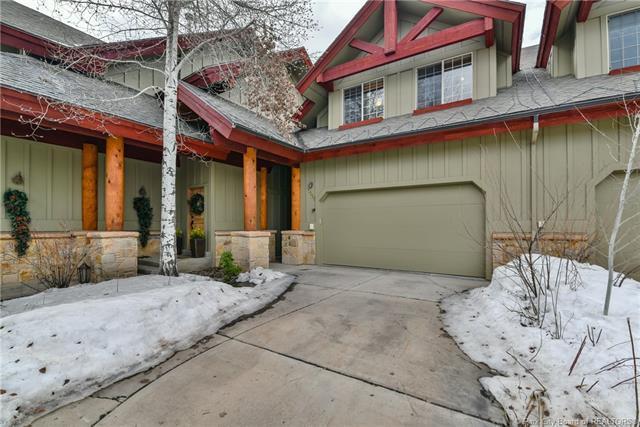 1386 W Meadow Loop Road, Park City, UT 84098 (MLS #11902132) :: Lookout Real Estate Group