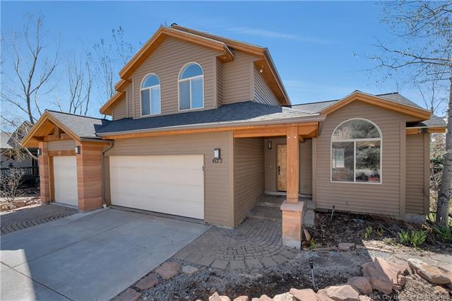 4173 Sunrise Drive, Park City, UT 84098 (MLS #11902195) :: High Country Properties