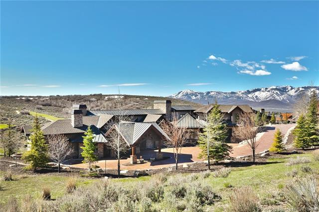 3220 Antler Court, Park City, UT 84098 (MLS #11903370) :: The Lange Group