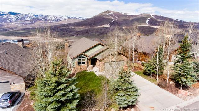 12315 N Deer Mountain Boulevard, Kamas, UT 84036 (MLS #11903507) :: The Lange Group