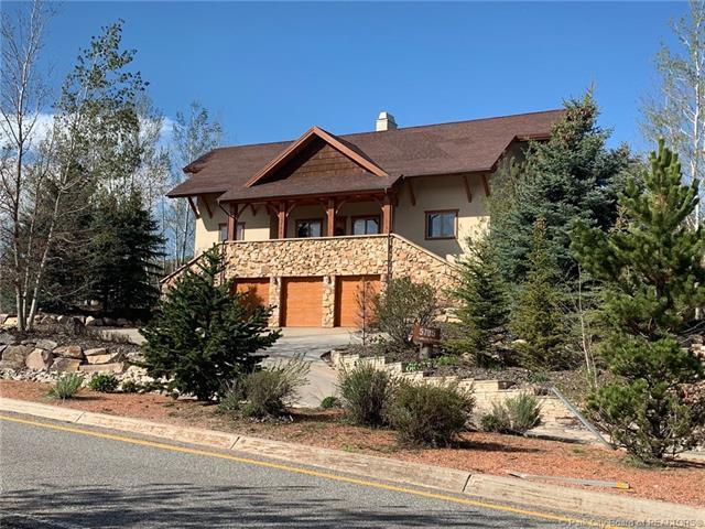 5785 Trailside Dr., Park City, UT 84098 (MLS #11903512) :: High Country Properties