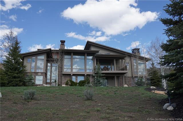 3402 Westview Trail, Park City, UT 84098 (MLS #11903582) :: High Country Properties