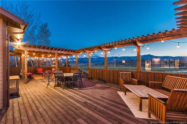7851 Greenfield Drive, Park City, UT 84098 (MLS #11904604) :: The Lange Group