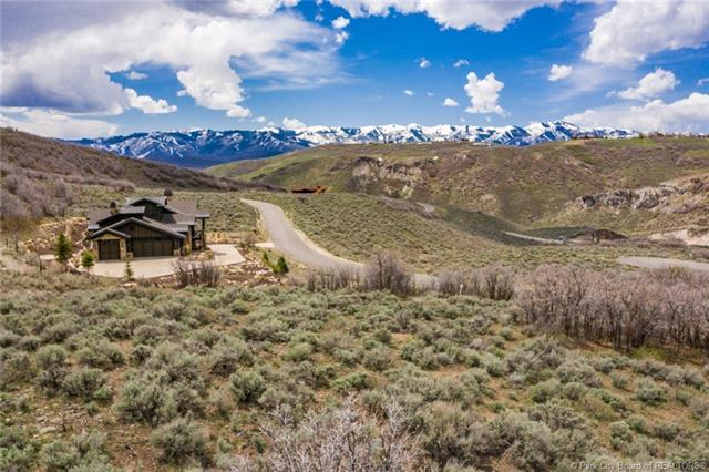 557 E Canyon Gate Road, Park City, UT 84098 (MLS #11904661) :: High Country Properties