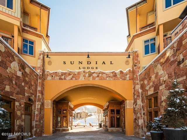 3720 N Sundial Court C313, Park City, UT 84098 (MLS #11904765) :: High Country Properties