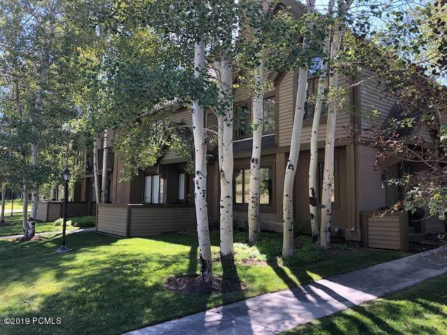 3160 E Deer Valley Drive #9, Park City, UT 84060 (MLS #11907726) :: The Lange Group