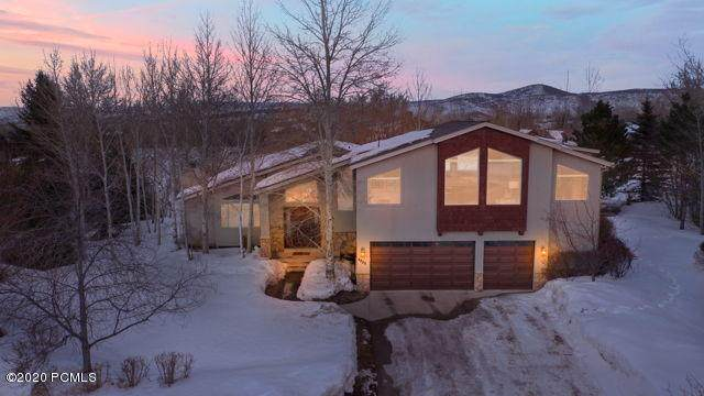 4888 E Meadows Drive, Park City, UT 84098 (MLS #12000643) :: Lookout Real Estate Group