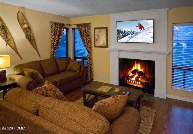 906 Lowell Avenue #2, Park City, UT 84060 (MLS #12000873) :: Lookout Real Estate Group