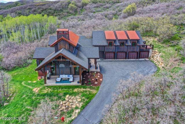 426 W Deer Hill Road, Park City, UT 84098 (MLS #12001309) :: High Country Properties