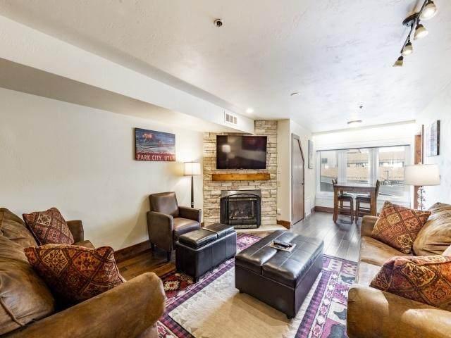 1415 Lowell Avenue #255, Park City, UT 84060 (MLS #12002894) :: High Country Properties