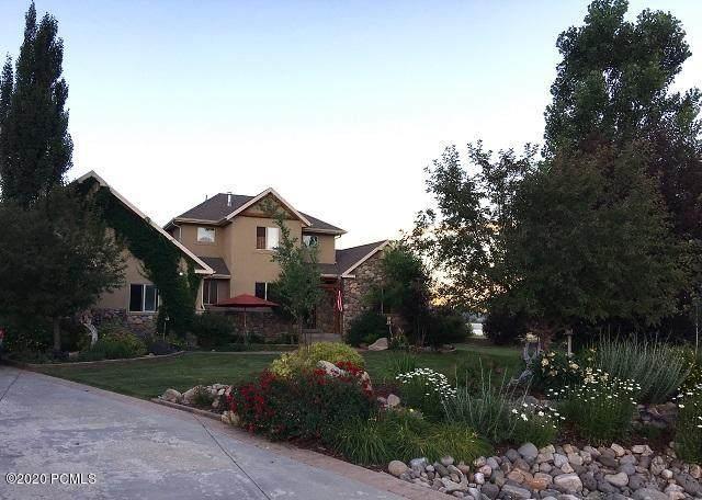 3924 E 1050 South, Heber City, UT 84032 (MLS #12003715) :: High Country Properties