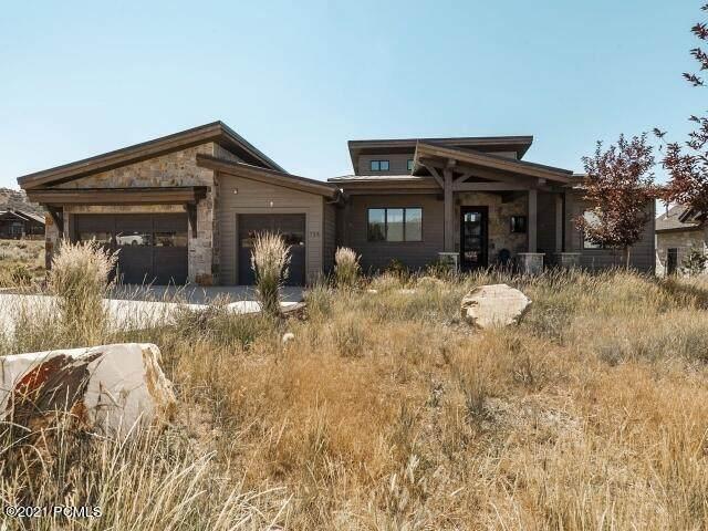 758 N Haystack Mountain Drive, Heber City, UT 84032 (MLS #12102700) :: High Country Properties