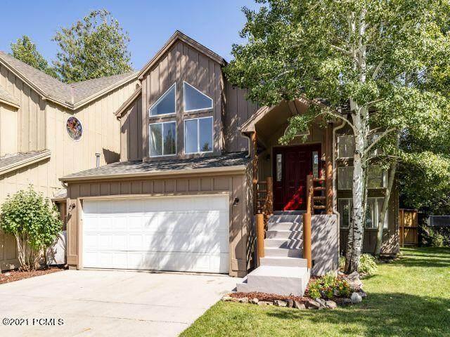 7923 Mustang Loop Road, Park City, UT 84098 (MLS #12103508) :: High Country Properties