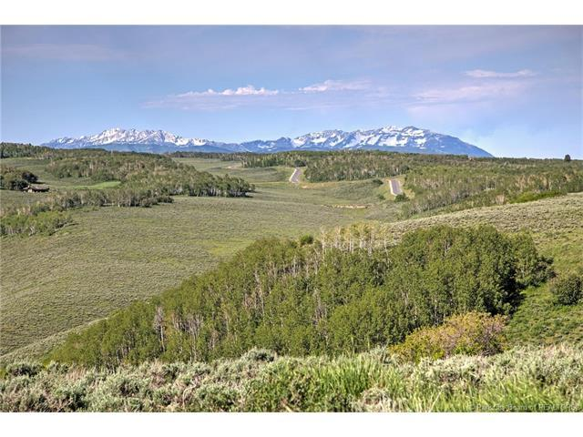 2980 N Wolf Creek Ranch Road Lot #54, Woodland, UT 84036 (MLS #11605828) :: The Lange Group