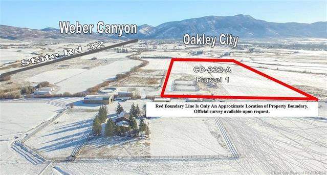 1945 W State Road 32, Peoa, UT 84061 (MLS #11700236) :: High Country Properties