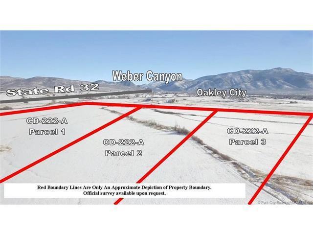 1945 W State Road 32, Peoa, UT 84061 (MLS #11700239) :: High Country Properties