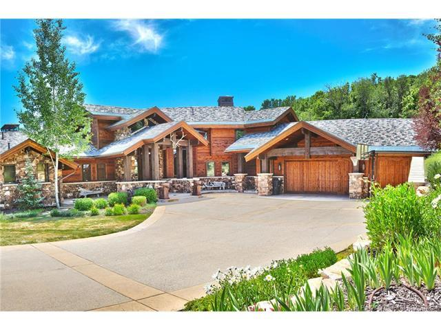 2917 W Pioche Court, Park City, UT 84060 (MLS #11701369) :: High Country Properties