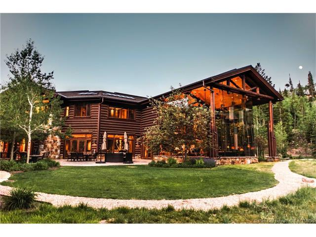 69 White Pine Canyon Road, Park City, UT 84060 (MLS #11702213) :: The Lange Group