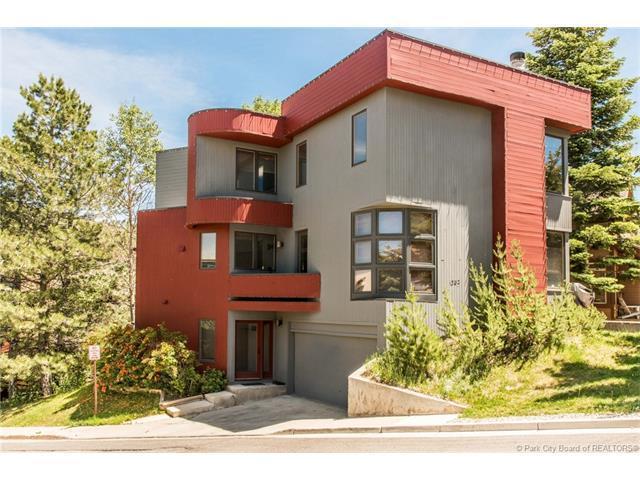 1382 Empire Avenue, Park City, UT 84060 (MLS #11702545) :: High Country Properties