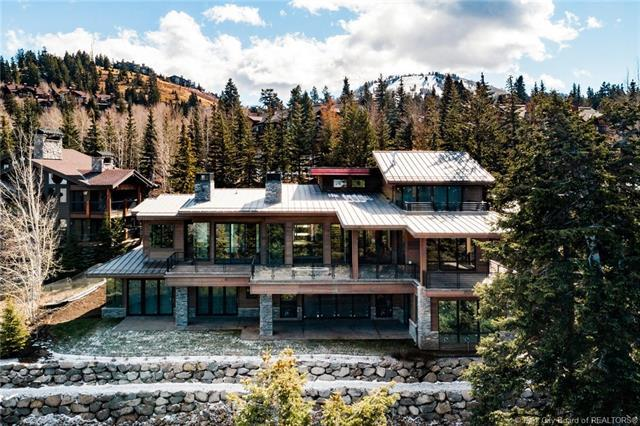 8095 Woodland View Dr, Park City, UT 84060 (#11703689) :: Red Sign Team