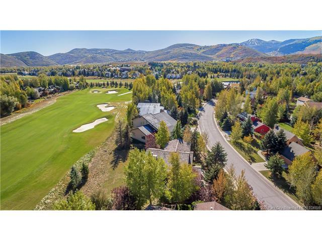 2824 Lucky John Drive, Park City, UT 84060 (MLS #11703976) :: The Lange Group