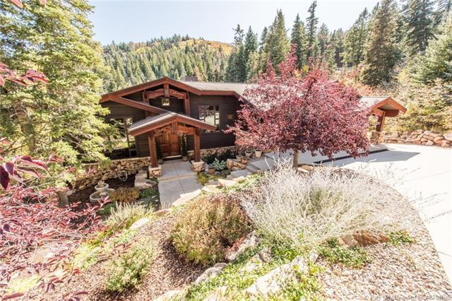 7084 Canyon Drive, Park City, UT 84098 (MLS #11704068) :: The Lange Group