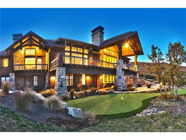 717 W Moose Hill Road, Park City, UT 84098 (MLS #11704097) :: High Country Properties
